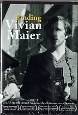 Finding Vivian Maier (DVD, 2015) 20th century street photographer