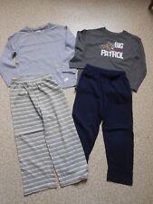 Lot de 2 pyjamas garçon 4 ans