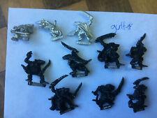 skaven metal gutter runners. warhammer and mordheim