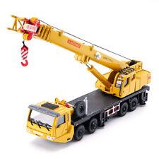 KDW 1:55 Scale Diecast Mega Lifter Crane Construction Vehicle Cars Model Toys