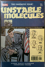Fantastic Four Unstable Molecules #1-4 Set VF+ 1st Print Free UK P&P Marvel