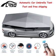 Universal Automatic Car Umbrella Tent Remote Control Waterproof Cover Anti UV GR