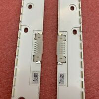 LED strip(2)for Samsung UN55KU7000 UN55MU7500F UE55MU6640 UE55MU6672 UE55MU6500