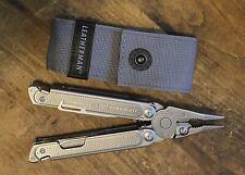 Leatherman Free P2 19 in 1 Multi-Tool with Grey Nylon Sheath
