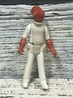 Vintage Star Wars Kenner Admiral Ackbar Action Figure 1982