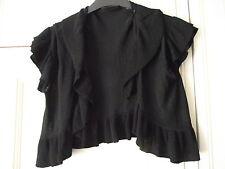 "Principles Petite short cardigan/Bolero - Black - size 32"" - S"
