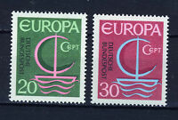 ALEMANIA/RFA WEST GERMANY 1966 MNH SC.963/964 CEPT