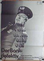 BANKDETEKTIV / THE BANK DICK (Plakat '73) - W. C. FIELDS