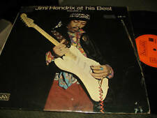 JIMI Hendrix at his best vol. 3 LP pan6315 orig '72 UK! rare oop