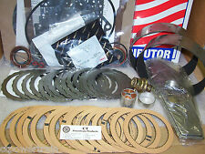 A4LD Super Master Premium Rebuild Kit W/ Steels Modulator 2 Flex Bands 1990-1995