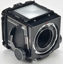 MAMIYA RB67 Pro + Grid with Clear Spot Screen