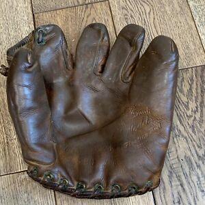 Vintage Rawlings 5 BD Bill Doak Model Baseball Glove