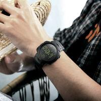 Men Watch Leisure Sports Electronic Bluetooth Pedometer Camera Smart Wristwatch