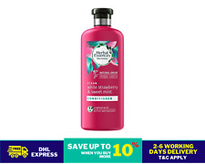 400ml Herbal Essences Conditioner Clean White Strawberry & Sweet Mint DHL SHIP