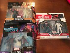 Marvel Legends 3.75 Doctor Strange Guardians of The Galaxy Spider-Man Gamer Vers