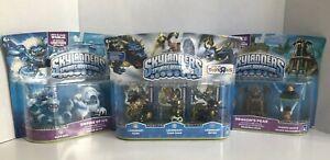 *New* Skylanders Spyro's Adventure - Legendary Set, Dragon's Peak, Empire of Ice