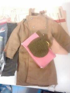 Vintage Action Man COLDITZ ESCAPE OFFICER  Uniform & Accessories