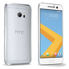 "HTC 10 - 32GB - Glacier Silver (Verizon) Smartphone - 5.2"" Screen - 12MP Camera"