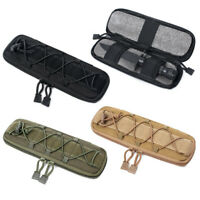 Military Molle Pouch Tactical Knife Pouches Waist Bag EDC Tool Flashlight Holder