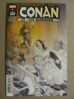 Conan The Barbarian #1 Marvel 2019 Series Premiere Variant 9.4 Near Mint