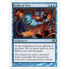 MTG Battle of Wits NM - 9th Edition