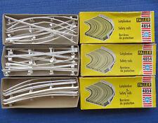 Brücken-Set mit Leitplanken und Stützen Faller AMS  4781//4054