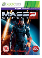 Xbox 360 - Mass Effect 3 **New & Sealed** Official UK Stock