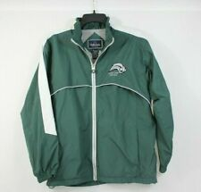 Sioux Land Buffalo Youth XL Hockey Wind Jacket Green and White