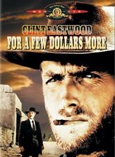 New listing For a Few Dollars More Oop Dvd
