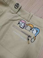 ■565 JC de Castelbajac VERY RARE Care Bears Embroidered Pants Sz EU40