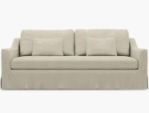 New Original IKEA cover set for Farlov 3 seat sofa FLODAFORS BEIGE 702.886.25