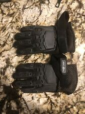 Pro Line Full Finger Paintball Gloves - Used See Pics And Desc Size Small