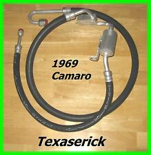 1969 Camaro NOS A/C Compressor Hose Assembly