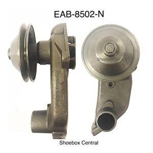New 1950 1951 1952 1953 Ford & Mercury Car V8 Water Pump LH Narrow Pulley