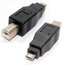Câbles, hubs et adaptateurs USB de USB type B mâle à USB type micro-B mâle USB 2.0