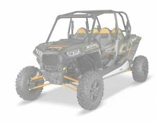 RZR 4-Seat Low Profile Rock Sliders- White