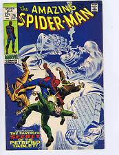 Amazing Spider-Man #74 Marvel 1969