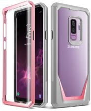 POETIC Guardian【360 Degree Protection】Case For Samsung Galaxy S9 Plus Pink