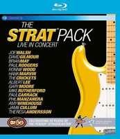 Artisti Vari - The STRAT Confezione Live - 50th Anniversario Di Fe Nuovo Blu-R