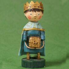 LORI MITCHELL ~ Giver Of Gold ~ Nativity Wise Man Christmas Figure ~ Free Ship