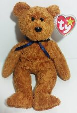 """TY Beanie Babies """"FUZZ"""" the Teddy Bear - MWMTs! CHECK OUT MY BEANIES & SAVE $$$"""