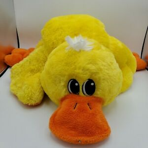 Dan Dee Collector's Choice Stuffed Animal Duck 24 Inches Long Floppy Plush