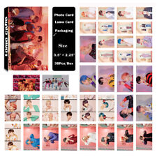 1Box KPOP BTS Bangtan Boys Album MAP OF THE SOUL PERSONA PhotoCard Lomo Card