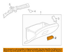 Chevrolet GM OEM 12-18 Sonic Glove Box-Latch 42389792