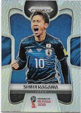 2018 Panini FIFA World Cup Silver Prizm (123) Shinji KAGAWA Japan