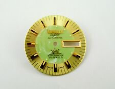 VINTAGE ORIGINALE VIALUX Swiss Watch Quadrante Movimento 29.00mm qualità #WD332#