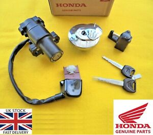 Honda CRF250 L Ignition Lock & Key & Fuel Cap & Seat Lock 2016 - 2020