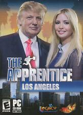 THE APPRENTICE LOS ANGELES LA - Donald Trump Business Sim PC Game - NEW!