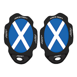 RST Race Department Flag Series Scotland Soltaire Knee Sliders