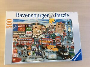 Piccadilly Circus - Ravensburger Puzzle - Jigsaw